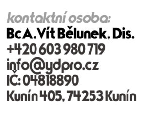 YDpro kontakt