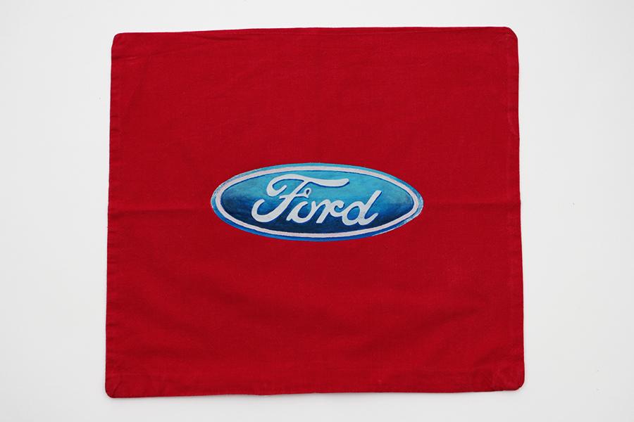 """polštář """"Ford"""""""