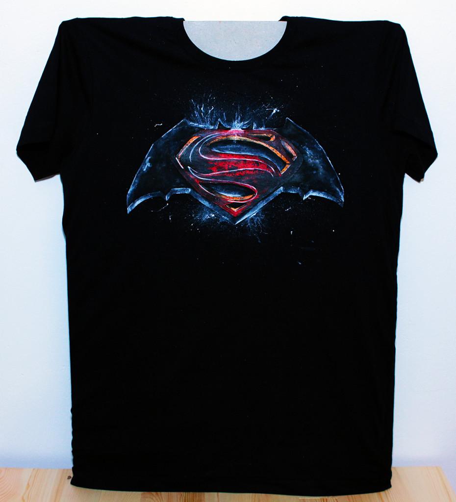 """Triko """"Batman vs Superman"""""""