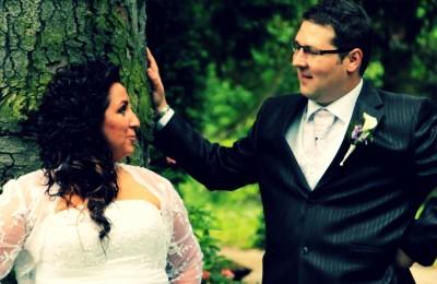 Svatební focení M&D