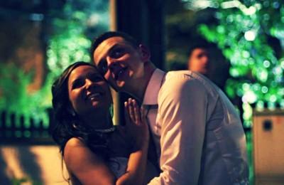 Svatební ohňostroj G&R
