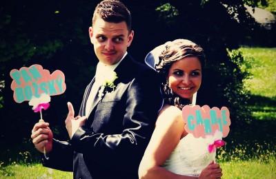 Svatební focení G&R