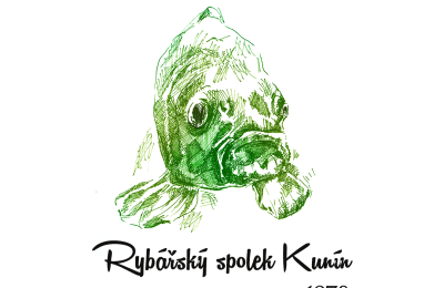 Logo, vizitky a web pro Rybářský spolek Kunín