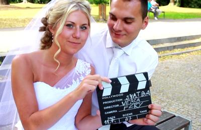 Svatební focení J+V