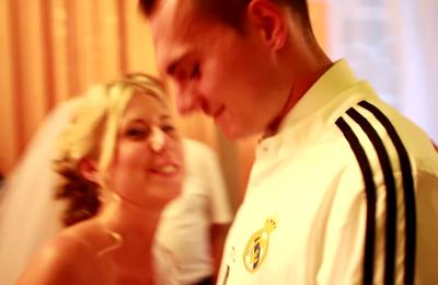 V+J – bonusové svatební video