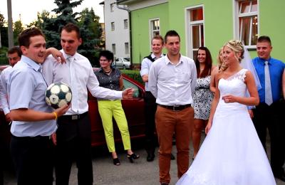 Svatební Fotbal J+V