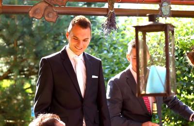 Svatební přípravy J+V